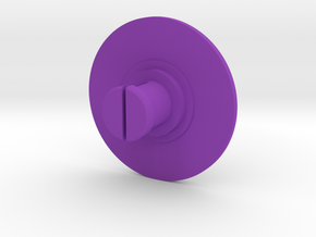 Joystick Top Half in Purple Strong & Flexible Polished