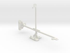 Asus Fonepad 7 FE375CL tripod & stabilizer mount in White Natural Versatile Plastic