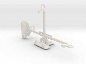Celkon Campus Prime tripod & stabilizer mount in White Natural Versatile Plastic