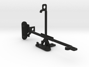 HTC 10 tripod & stabilizer mount in Black Natural Versatile Plastic