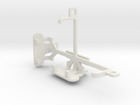 HTC P3300 tripod & stabilizer mount in White Natural Versatile Plastic