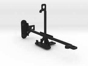 Sony Xperia XA tripod & stabilizer mount in Black Natural Versatile Plastic