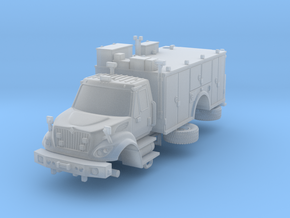 1/64 FDNY seagrave Tactical Support Unit in Frosted Ultra Detail