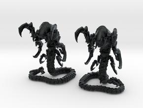 Sarquleps 01 in Black Hi-Def Acrylate