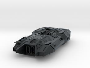 "Kushan ""Thunderbolt"" Attack Bomber in Black Hi-Def Acrylate"