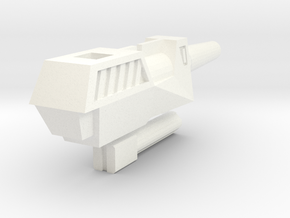 TR: Wolfpistol for deluxe Wolfwire in White Strong & Flexible Polished