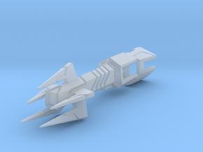 TFP deluxe (FE) Starscream left blaster in Smooth Fine Detail Plastic