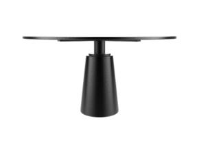 Mesa Table - Massimo Vignelli and Lella Vignelli in White Strong & Flexible: 1:12