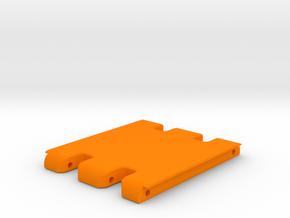SuDuOne FL Blank Skid in Orange Processed Versatile Plastic