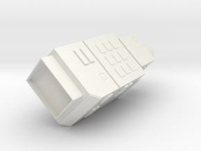 Commlock (Space: 1999), 1/1 in White Natural Versatile Plastic