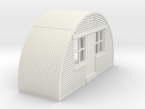 N-76-front-end-brick-nissen-hut-16-36-1a in White Natural Versatile Plastic