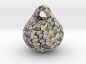 Pebble-Colored ORNAMENT in Full Color Sandstone