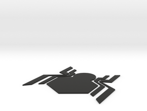 Screen accurate MCU spiderman spider in Black Natural Versatile Plastic