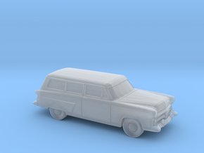 1/87 1952 Ford Crestline Ranch Wagon in Frosted Ultra Detail