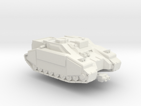 Super STUG Ver 3 in White Natural Versatile Plastic