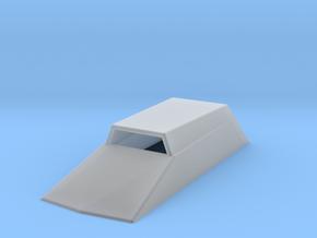 HoodScoop 1/18 V2 in Smooth Fine Detail Plastic
