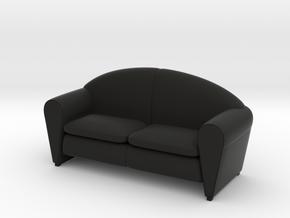 Sofa 1/18 002 in Black Strong & Flexible: 1:18