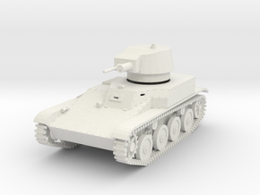 PV147 4TP Light Tank (1/48) in White Natural Versatile Plastic