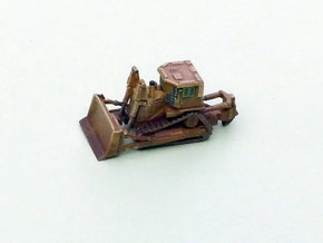 Armored Dozer Doobi 1/100 Scale in White Natural Versatile Plastic