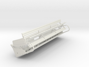 F 20 RIGID in White Natural Versatile Plastic