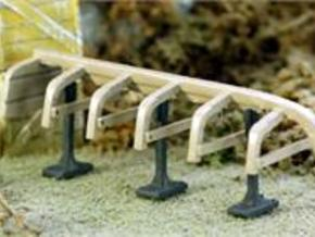 HO Scale Detail Rowboat Being Built in White Strong & Flexible