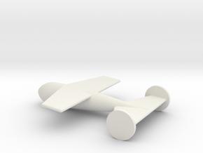 1/144 Scale DRAGON Radio-Control Gluide Bomb in White Strong & Flexible