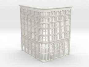 GIMBELS HO SCALE Union in White Natural Versatile Plastic