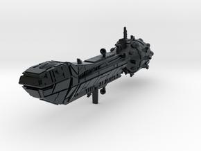 (Armada) Lancer Frigate in Black Hi-Def Acrylate