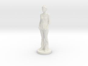 Printle C Femme 173 - 1/48 in White Natural Versatile Plastic