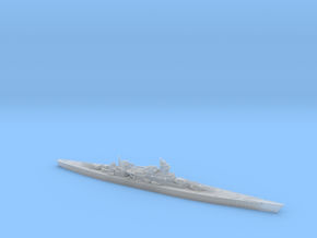 Moltke 1/2400 (O-Class BC) in Smooth Fine Detail Plastic