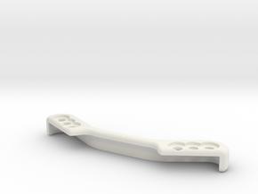 Safetycarpet_b5_large_super_light in White Natural Versatile Plastic