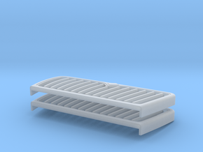 1/25 Workstar Grill in Smooth Fine Detail Plastic