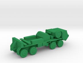 1/200 Scale HEMITT M-984 Wrecker in Green Strong & Flexible Polished