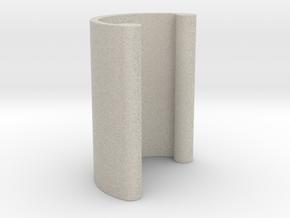 Furniture Handle 01 in Natural Sandstone