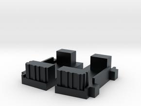 bottomfront AR45 in Black Hi-Def Acrylate