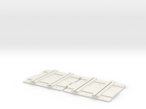 X-16-5-gn15-b2b-track-joiner-1a in White Natural Versatile Plastic