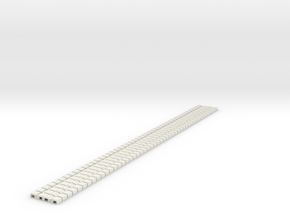 P-165stg-flexi-tram-track-100-g-x48-1a in White Strong & Flexible