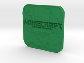 MCPE logo in Green Processed Versatile Plastic