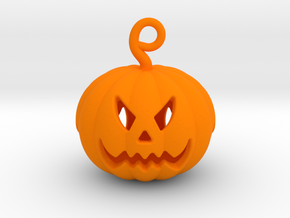 Pumpkin 1610251023 in Orange Strong & Flexible Polished