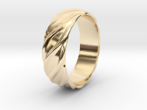 Ringo - Ring - US 9 in 14K Yellow Gold: 9 / 59