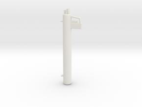 Einstossflammenwerfer, FW46, Flamethrower, 1/6  in White Strong & Flexible