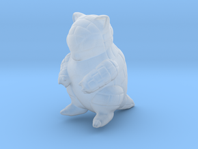 Sandshrew in Smooth Fine Detail Plastic