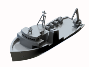 031B Freedom Star 1/700 in Smooth Fine Detail Plastic