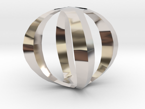 Amulet in Platinum: Small