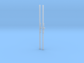 1/64 Toolbar in Smooth Fine Detail Plastic