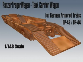 1-148 Panzer-Tr-Wagen For BP-42 in Smooth Fine Detail Plastic