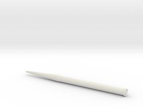 1/72 Scale Terminal High Altitude Area Defense Mis in White Natural Versatile Plastic