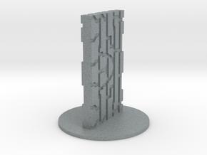 Monolith in Polished Metallic Plastic