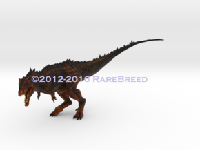 Mapusaurus roseae in White Strong & Flexible: Medium
