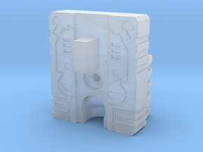 Titan Head Adapter for CW Hound/Swindle in Smooth Fine Detail Plastic